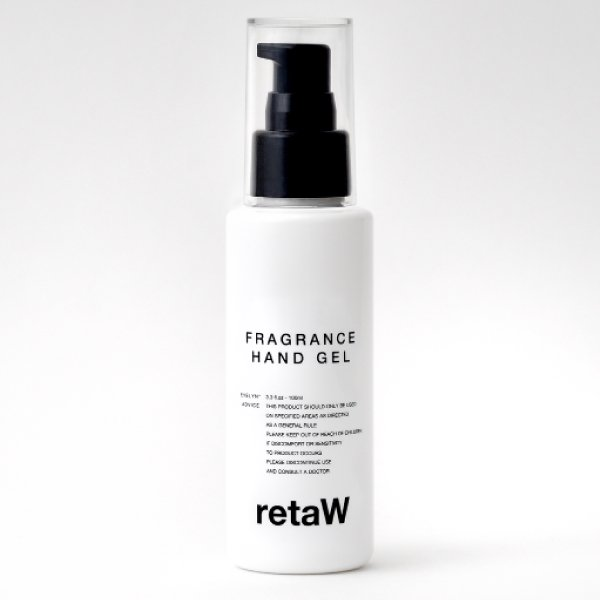retaW hand gel