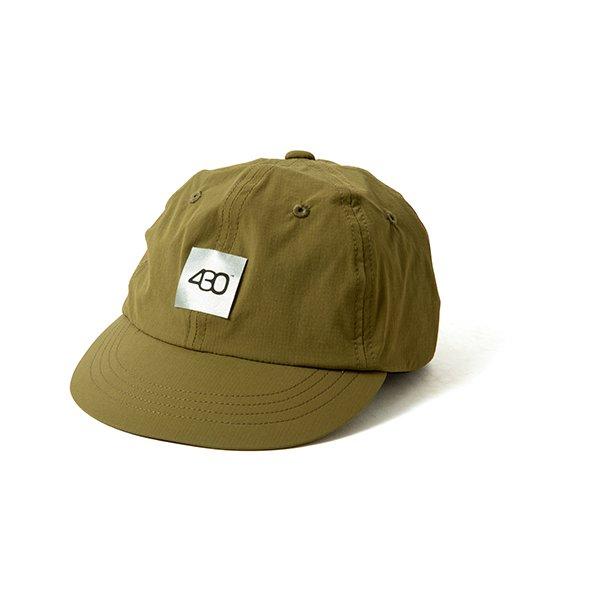 PACKABLE TAPE CAP [パッカブル テープ キャップ]