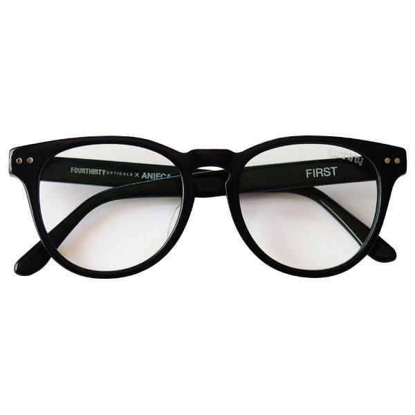430 × ANIECA glasses [フォーサーティー × アニーカ グラッシィーズ]
