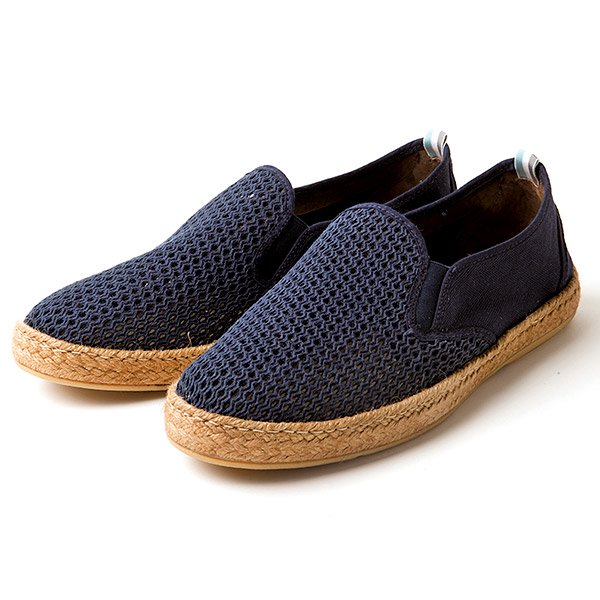 MFG ESPADRILLE MESH SLIP-ON