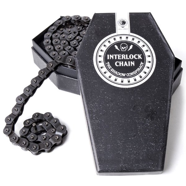 THE SHADOW CONSPIRACY INTERLOCK CHAIN