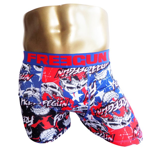 FREEGUN UNDERWEAR MENS BOXER(USK)