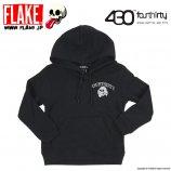 430xFLAKE SWEAT PARKA