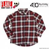 430��FLAKE FLANNEL SHIRTS
