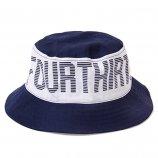 SHADOW LOGO BUCKET HAT