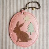 パスケース「ウサギ・P」