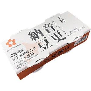 国産 音更納豆(大粒)30g×24食入