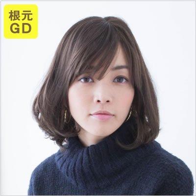 大人のニュアンスボブ-根元グラデーション/ブラウンマットアッシュ-ワイドつむじ型