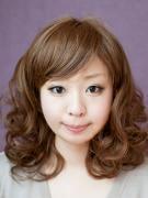 甘カワ☆ふわくりミディアム-スィートブラウン
