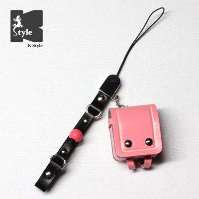 ミニチュアランドセル(ギャグ付) ピンク