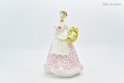 ロイヤルウースター【イギリス】 「SPRING FAIR」人形