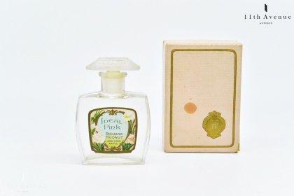 Richard Hudnut【アメリカ】「IDEAL PINK」香水瓶