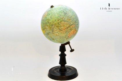 J.Forest【フランス】1/80,000,000 地球儀 1930's