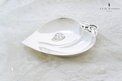 ティファニー【アメリカ】純銀製ボンボンディッシュ