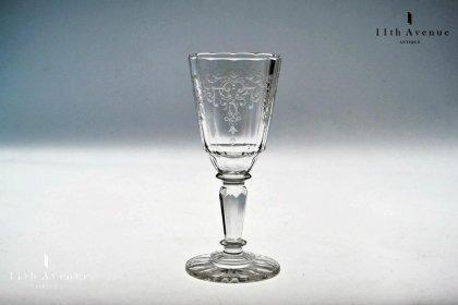 ロブマイヤー【Lobmeyr】「Rokoko-Ornament」(ロココ装飾)ポートワイングラス
