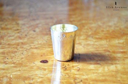 Louis Coignet【フランス】純銀製リキュールカップ A