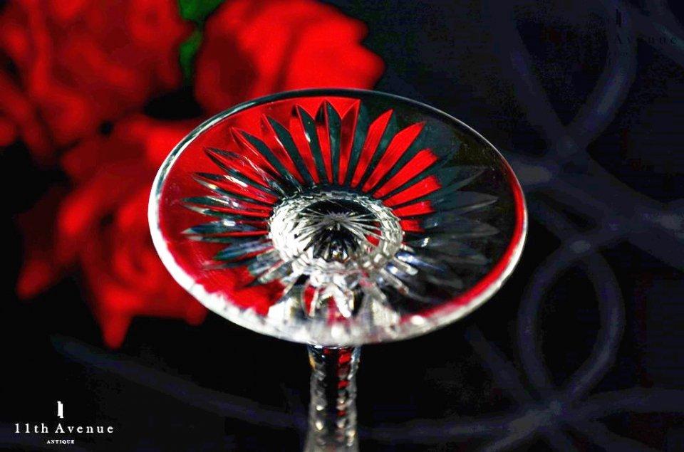 サン・ルイ【フランス】「COSMOS(コスモ)」ポートワイングラス