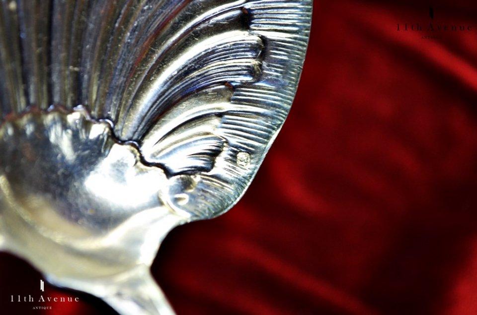 ピュイフォルカ【フランス】純銀製ルイ15世様式ストロベリーサーバー