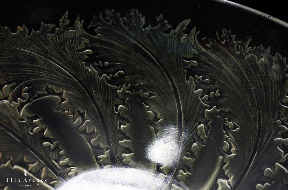 ルネ・ラリック【フランス】 「CHICOREE」(チコリ)ボウル 1921年