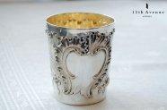 ピュイフォルカ【フランス】ルイ15世様式 純銀製タンブラー