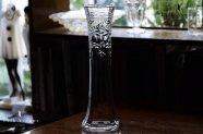 バカラ【フランス】グラヴィール装飾 大花瓶