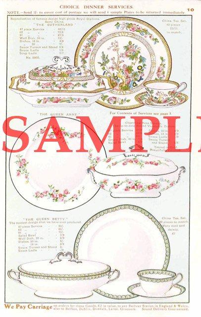 フェントン【Fenton】1913年 公式製品カタログ(デジタル資料)