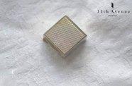 フランス【アンティーク】スクエア型シルバー製ピルケース