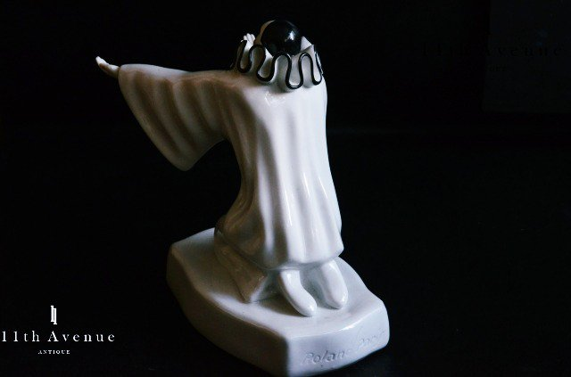 ローラント・パリス【ドイツ】 「Pierrot's Longing」 ピエロ像