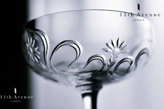 バカラ【フランス】F8738 TG9245 シャンパンクープグラス