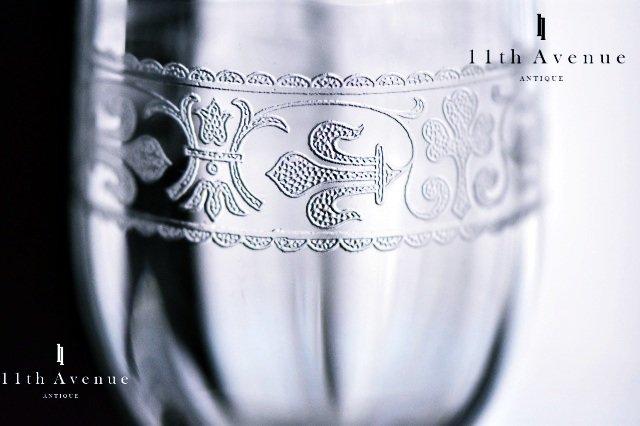 バカラ【フランス】F.6184 G.5588 ワイングラス