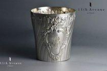 ピュイフォルカ【フランス】ルイ15世様式純銀製タンブラー