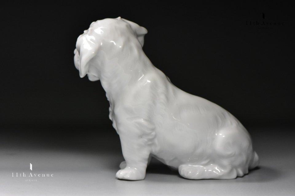 カール・ティーメ【ドイツ】犬のフィギュリン