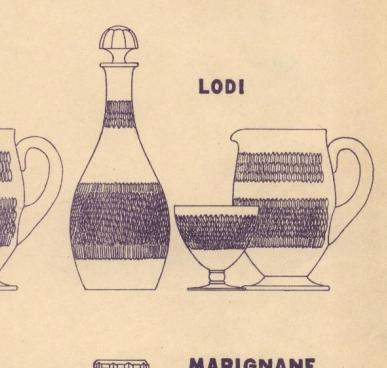 バカラ【フランス】LODI (ロディ)シャンパングラス
