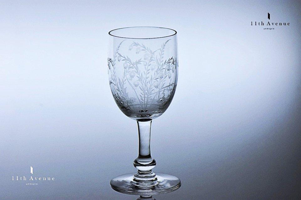 バカラ【フランス】F.5576 T.5683 マデラワイングラス