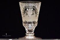 シレジア エングレーヴィング装飾グラス≪Silesian engraved glass≫