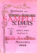 サン・ルイ【St.Louis】 1905年カタログ(デジタル資料)