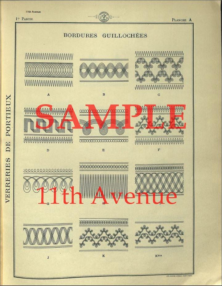 ポルティユー(ヴァレリスタル)【Portieux(Vallerysthal)】 1914年公式製品カタログ(デジタル資料)