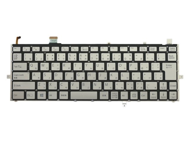 DELL XPS 15z L511z / DELL XPS 14z L412z 日本語キーボード バックライト付