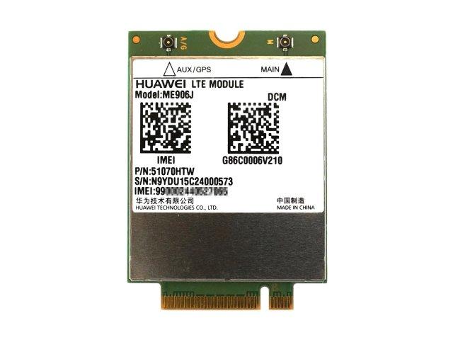 HUAWEI ME906J M.2 4G, LTE, 3G, GSM, H...