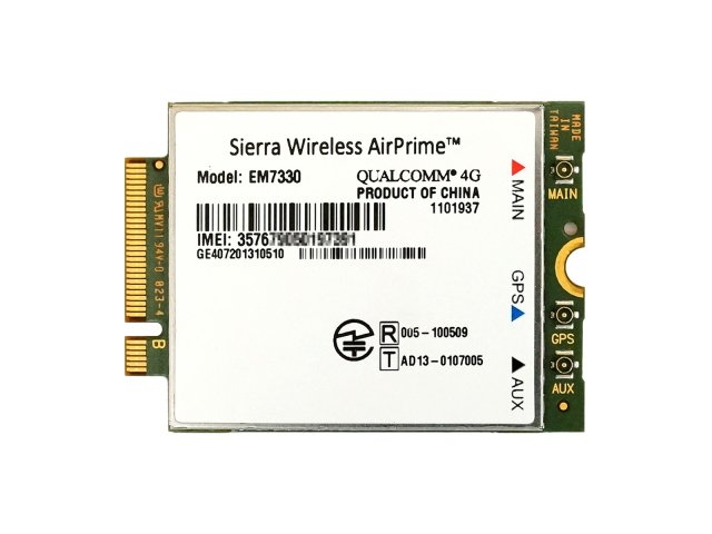Sierra Wireless AirPrime EM7330 M.2 4...