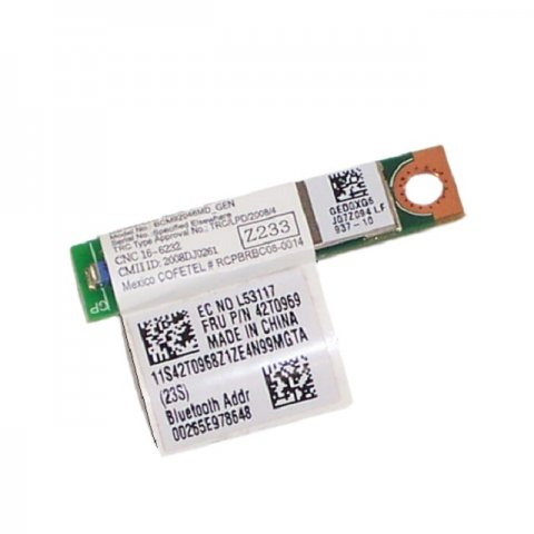 IBM/Lenovo Bluetooth ドーター・カード (BDC-2.1) Bluetooth 2.1 with EDR 42T0969/60Y3199/60Y3211/60Y32…