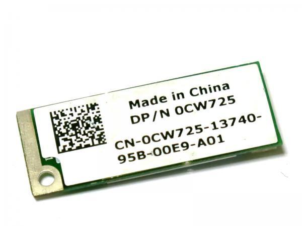 Dell Bluetooth Modulo CW725 0cw725