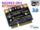 HP純正 602992-001 + 汎用 Ralink RT3090BC4 802.11b/g/n WIFI+Bluetooth 3.0 無線LANカード