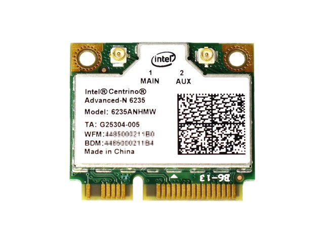 Intel Centrino Advanced-N 6235...