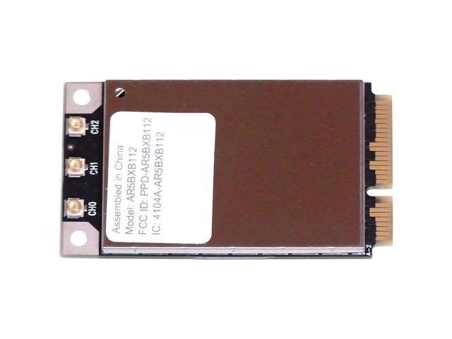 Mac Pro/Macbook専用+汎用AirPort(AirMac) Extreme カード AR5BXB112 AR9380 最大リング450mbps 802.11a/b/g/n
