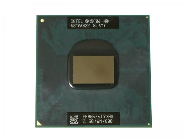 Intel Core2 Duo Processor T9300 SLAYY CPU (6M Cache, 2.50 GHz, 800 MHz FSB) Socket478 バルク