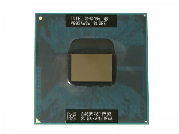 Intel Core2 Duo Processor T9900 SLGEE CPU (6M Cache, 3.06 GHz, 1066 MHz FSB) Socket P バルク