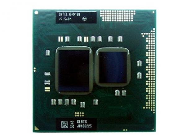 Intel Core i5-560M Processor SLBTS CPU (3M Cache, 2.66 GHz)  Socket P (PGA988) バルク