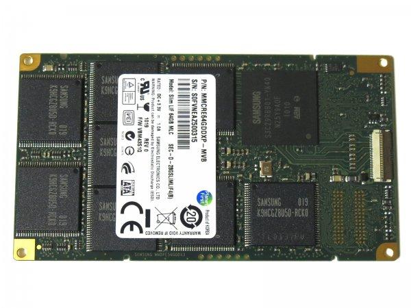 """サムソン Samsung Slim 1.8"""" LIF 64GB MLC MMCRE64GDDXP-MVB SSD"""
