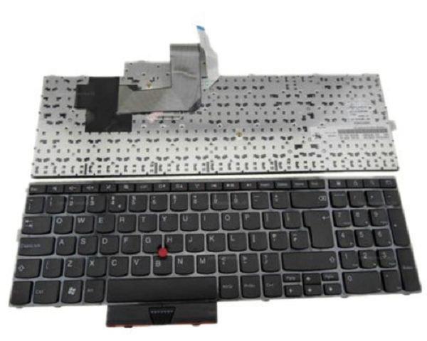 IBM Lenovo レノボ ThinkPad Edge E520 E525 用英語(US)キーボード 04W0872 0A62075